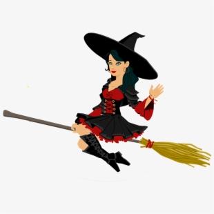 Hexe, Halloween, Hut, Kostüm.