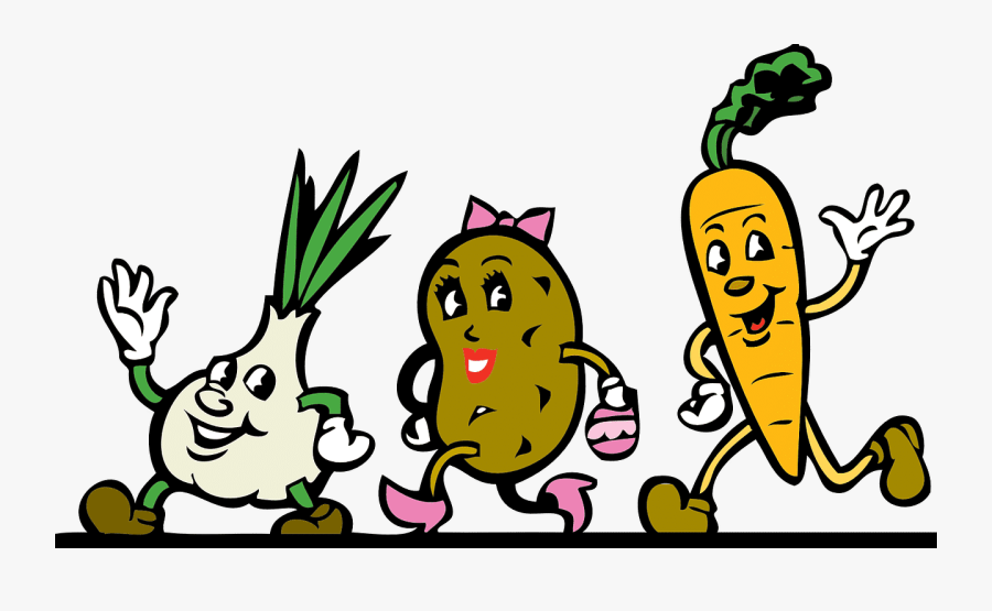 Vegetables Clipart Glow.