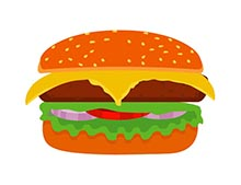 Food Animated Clipart.