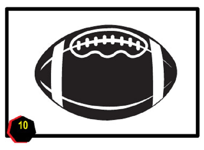 Free football clipart free images graphics animated 2.