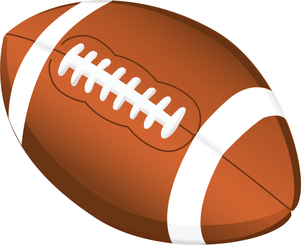 Free football clipart free clipart image graphics animated.