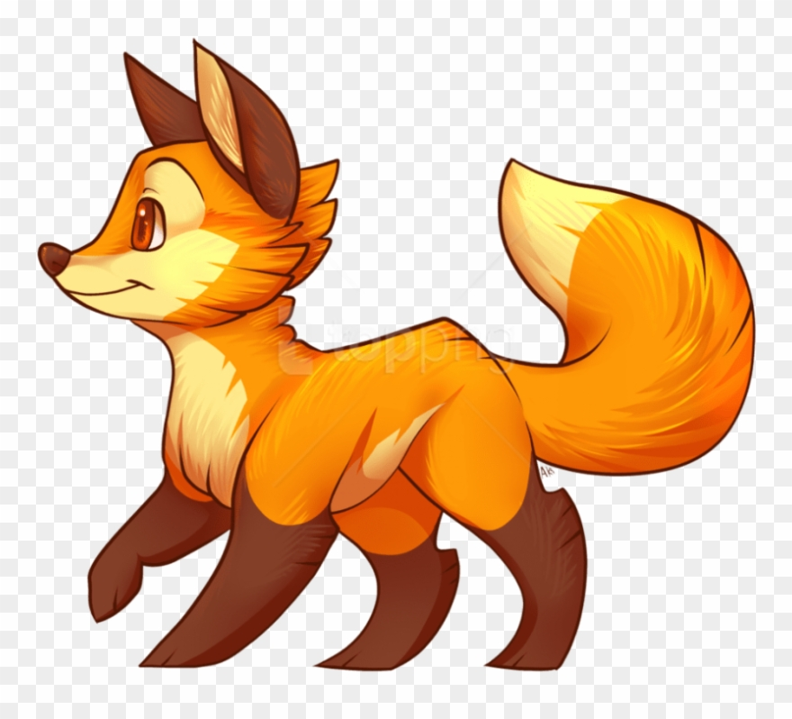 Animated Fox Png.