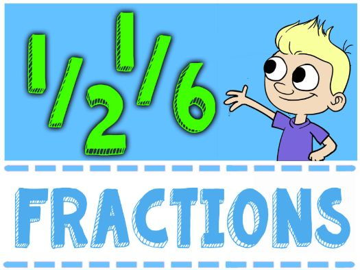 Fractions: KS1 Games and Activities.