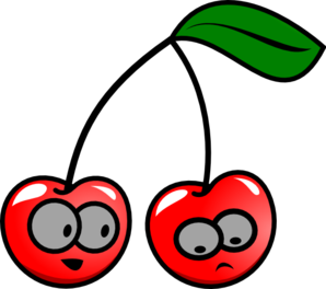 Animated Cherries Clip Art at Clker.com.