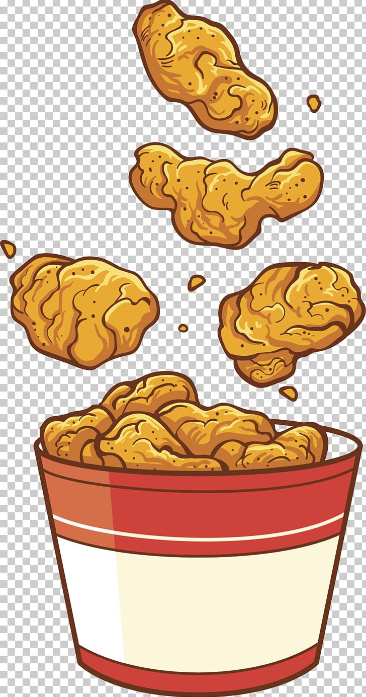 Hamburger Fried Chicken Fast Food French Fries PNG, Clipart.
