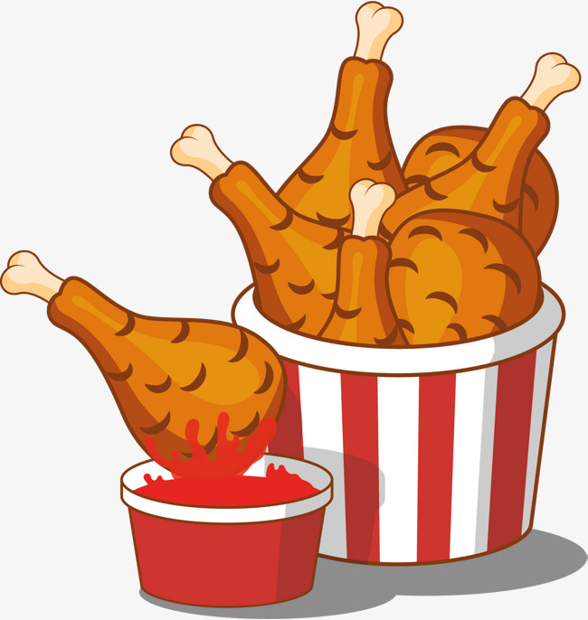 Fried Chicken Clipart Png.