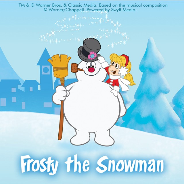 Frosty the Snowman Clipart & Backgrounds.