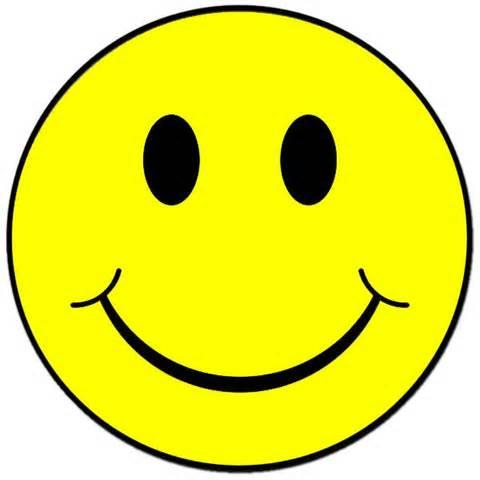 Funny Smiley Faces Cartoon.