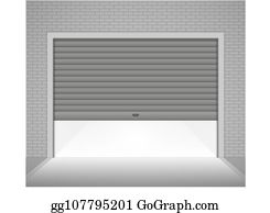 Garage Door Clip Art.