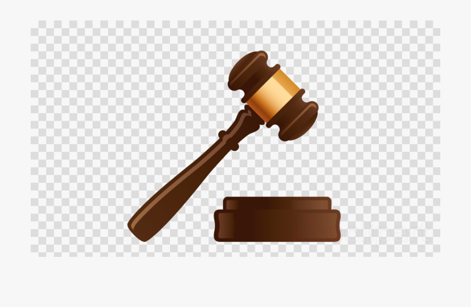 Judge Gavel Transparent.