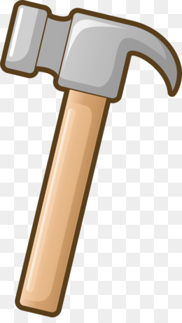 Cartoon Hammer PNG and Cartoon Hammer Transparent Clipart.