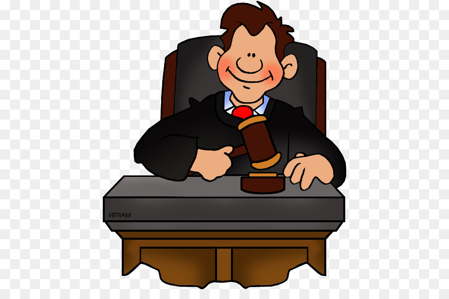 Gavel Cartoon png download.