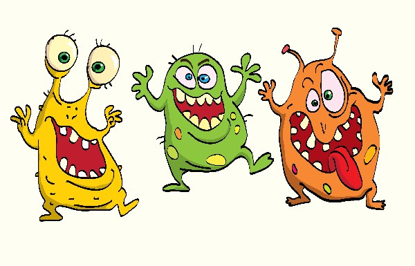 Free Germs Cliparts, Download Free Clip Art, Free Clip Art.