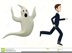 Animated Ghost Clipart.