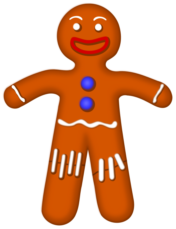 Free Gingerbread Men Clipart, Download Free Clip Art, Free.