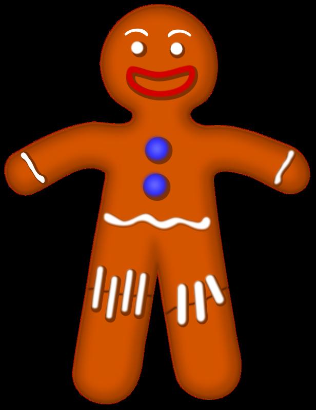 Free Gingerbread Men Clipart, Download Free Clip Art, Free.