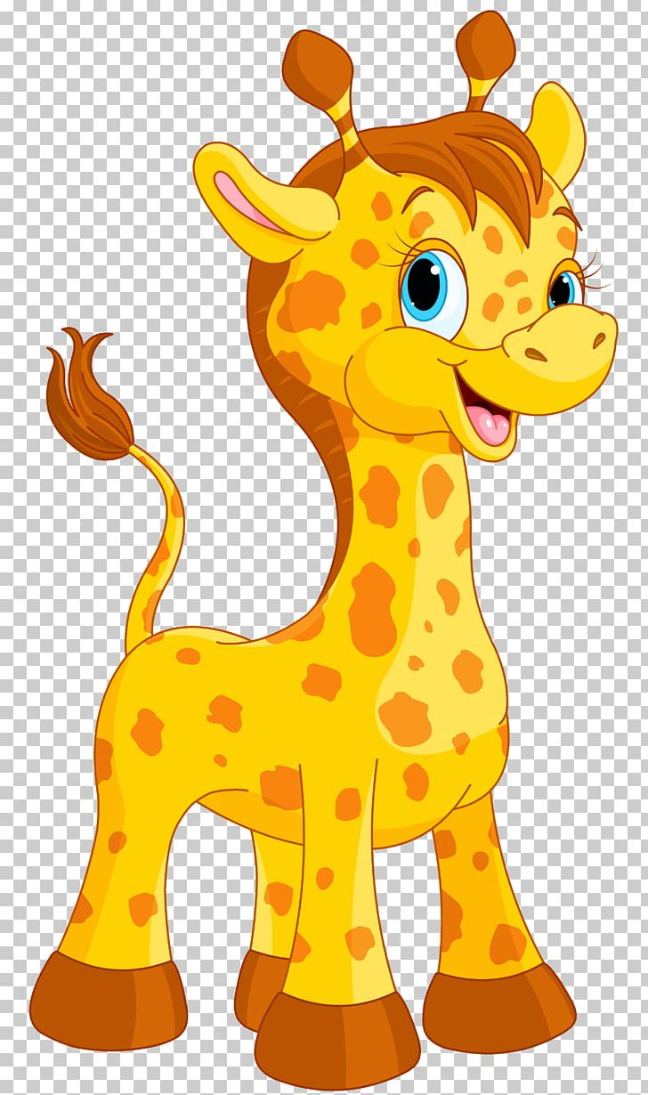 Giraffe Cartoon PNG, Clipart, Animal Figure, Animated.