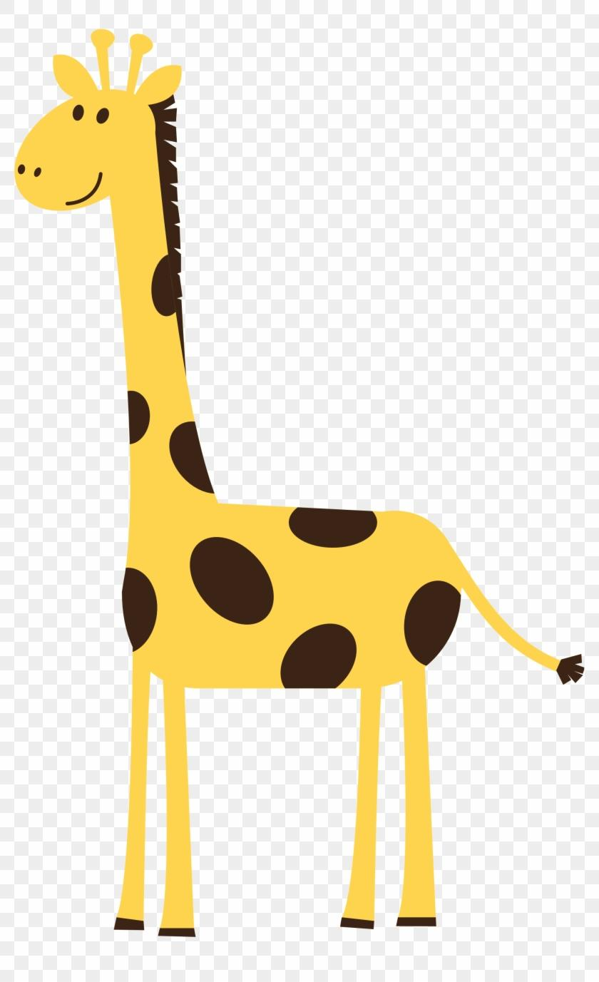 Best Free Cartoon Giraffe Clip Art Images » Free Vector Art.