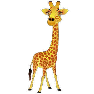 Free Animated Giraffe Cliparts, Download Free Clip Art, Free.