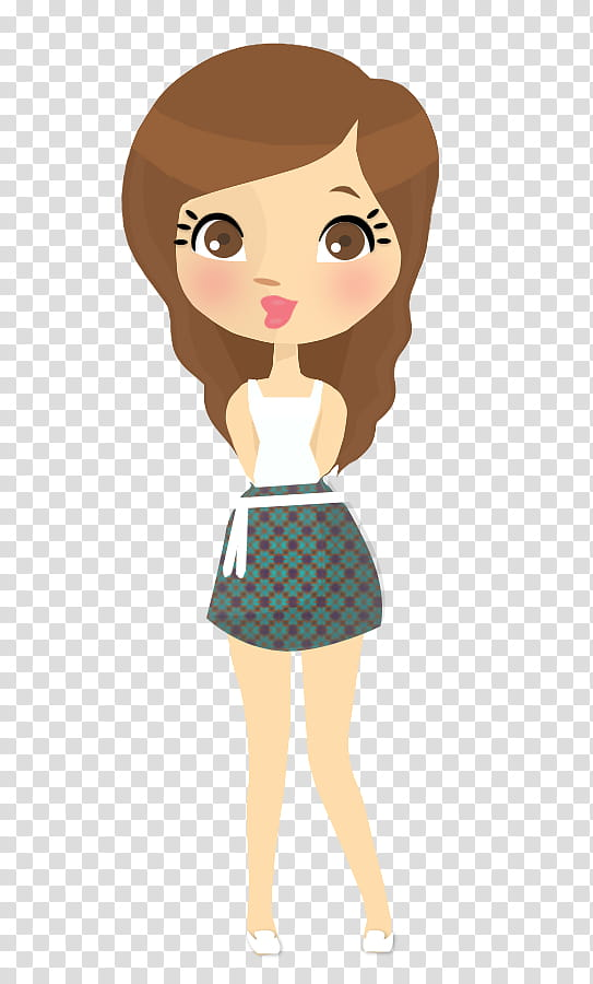 GIRLS, female cartoon character transparent background PNG.