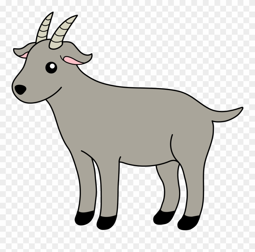 Animated Goat Clipart.