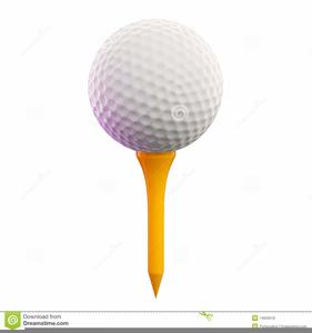 Animated Golf Balls Clipart.