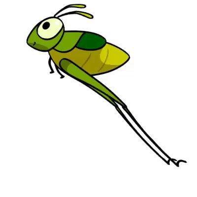 Grasshopper GIFs.