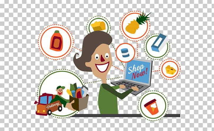 Grocery Store Shopping Product Online Grocer Supermarket PNG.