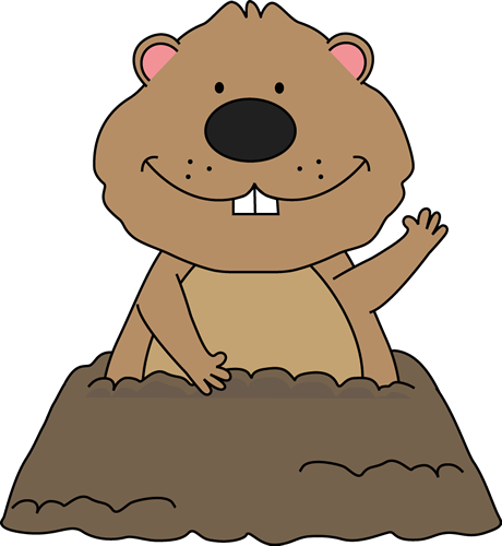 Download High Quality groundhog clipart animated Transparent.