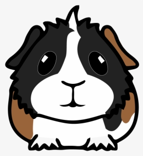 Free Guinea Pig Clip Art with No Background.