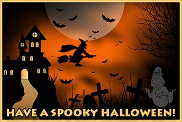 Free Halloween Animations.