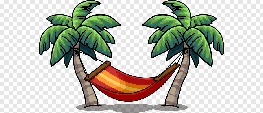 Cartoon, Cartoon, Line, Hammock free png.