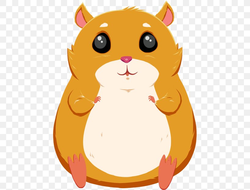 Campbell's Dwarf Hamster Cat Clip Art Image, PNG, 471x624px.