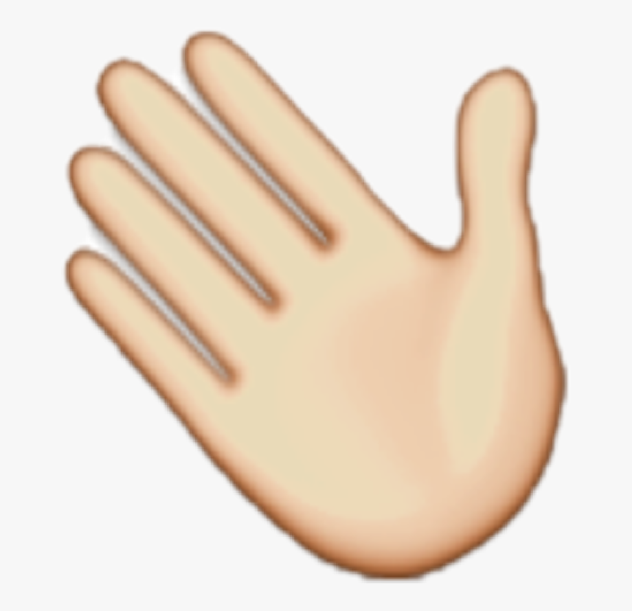 Emoji Gif Clapping Wave Clip Art.