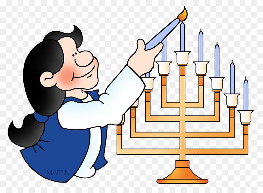 Clip art Hanukkah Menorah Free content Image.