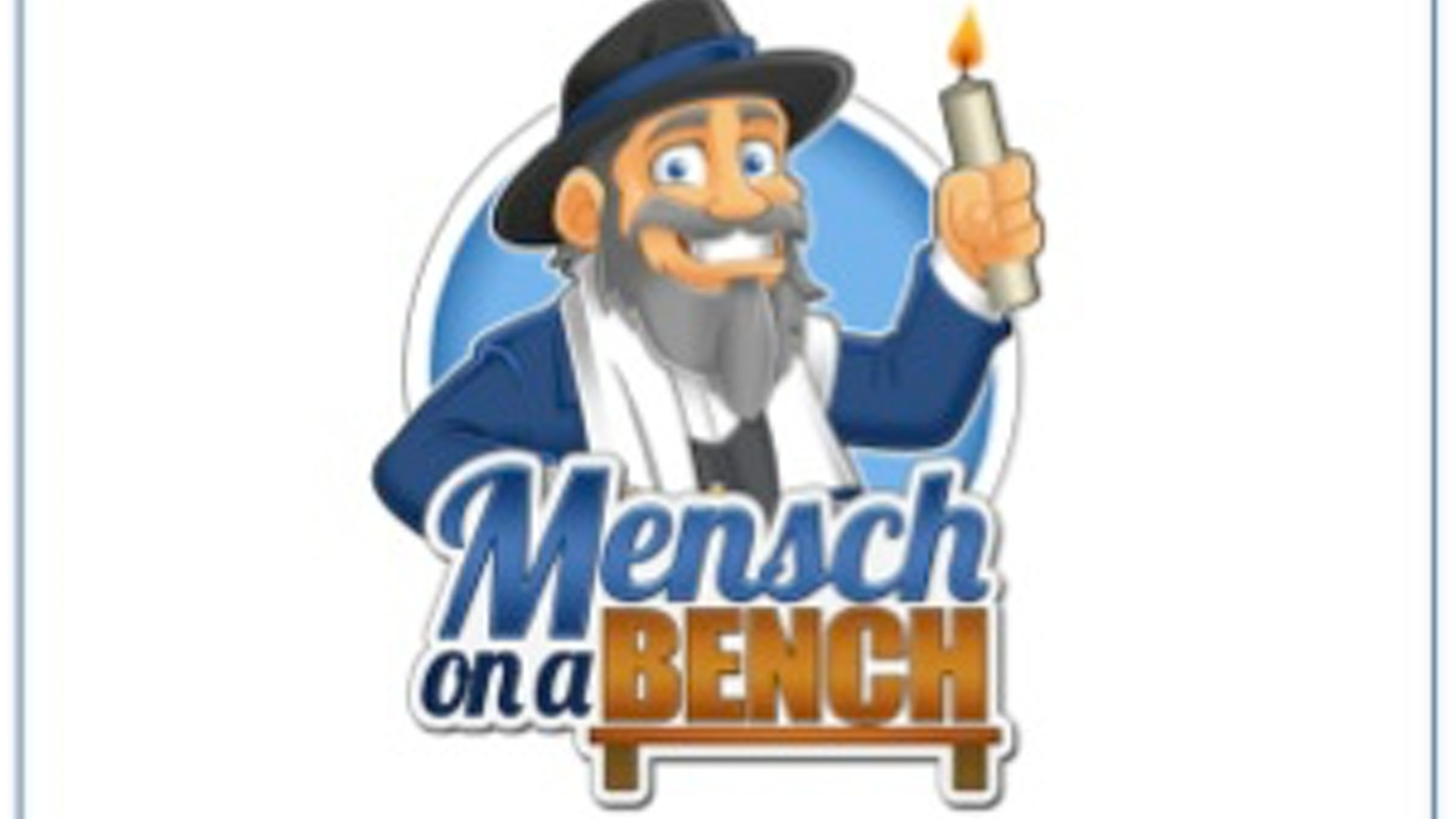 Mensch on a Bench Book & Toy: Add More Funukkah to Hanukkah: by Neal.