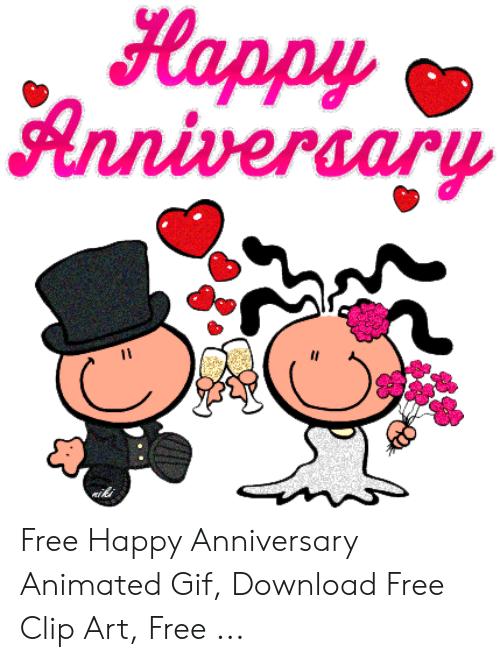 Happy Anniveraary I1 Free Happy Anniversary Animated Gif.
