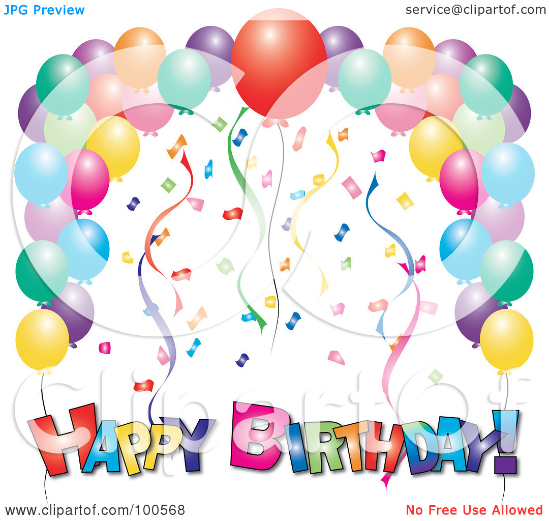 Animated happy birthday clipart 4 » Clipart Station.