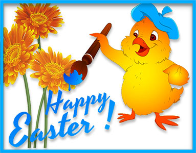 Happy Easter Clipart Animated.