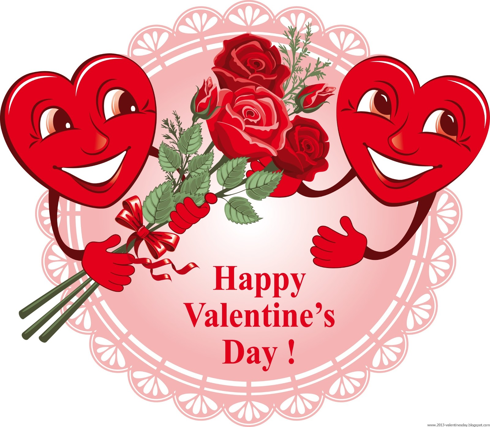 Happy valentines day animated clipart 4 » Clipart Station.