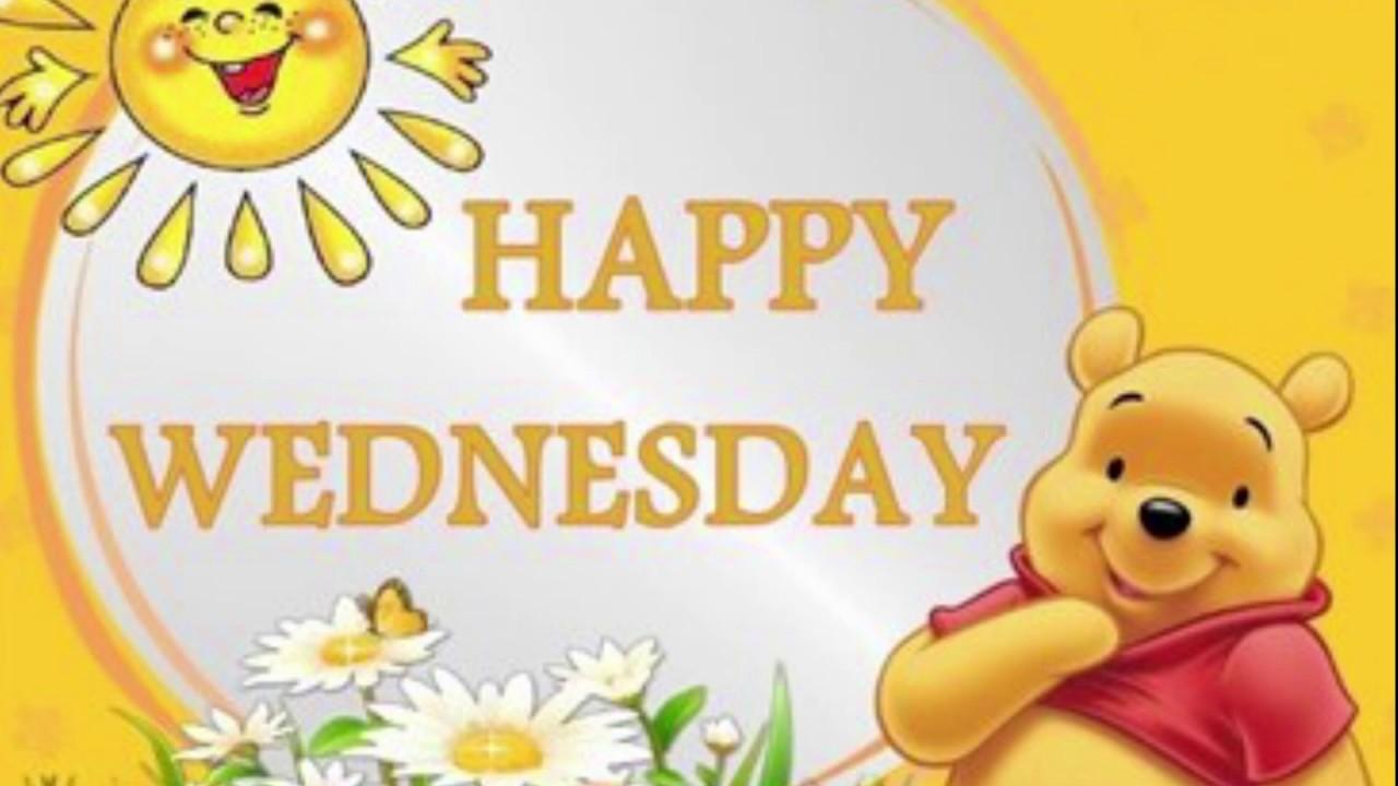 Happy Wednesday video WhatsApp Status.