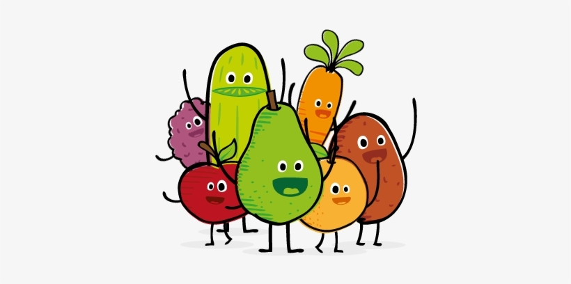 Healthy Food Clipart Collection.