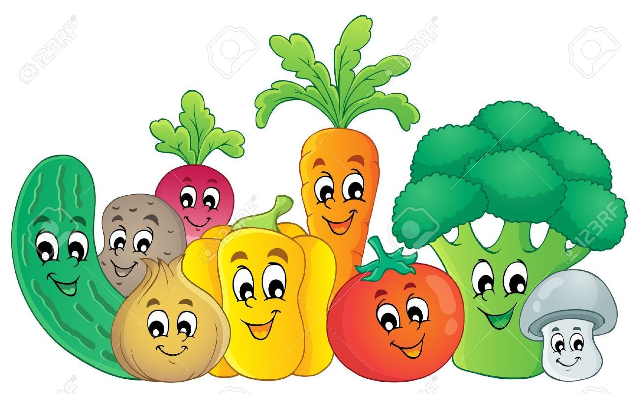 Image result for healthy foods cartoon in 2019.