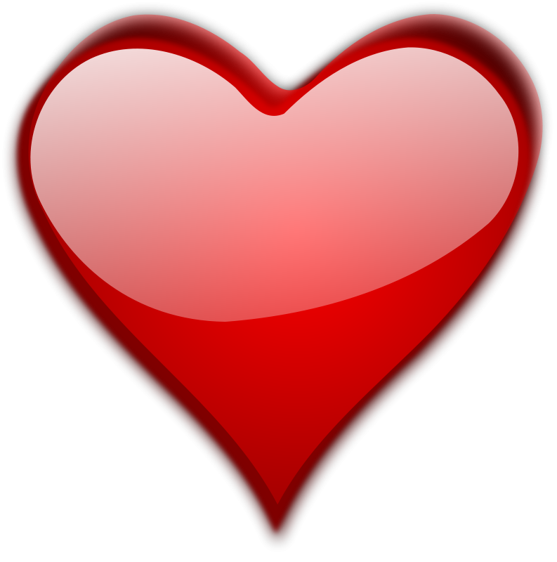 Heart clipart animated, Heart animated Transparent FREE for.