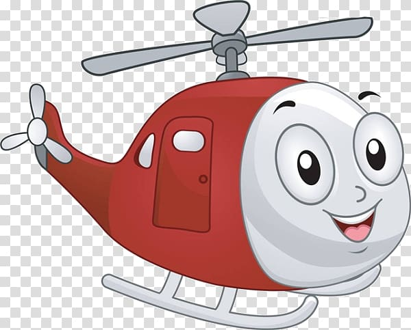 Helicopter Airplane Cartoon , Cartoon expression plane.