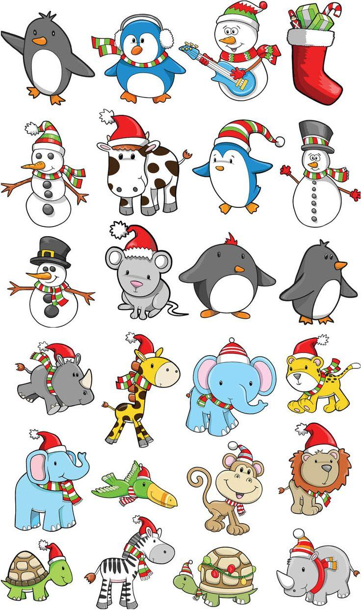 Top Animated Holiday Graphics Vector Library » Free Vector Art.