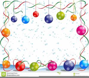 Christmas Lights Clipart Animation.