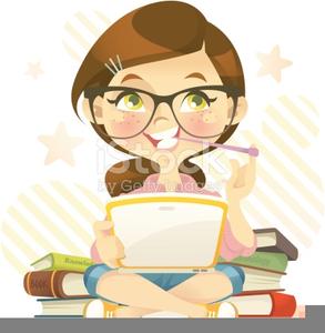 Animated Homework Clipart.