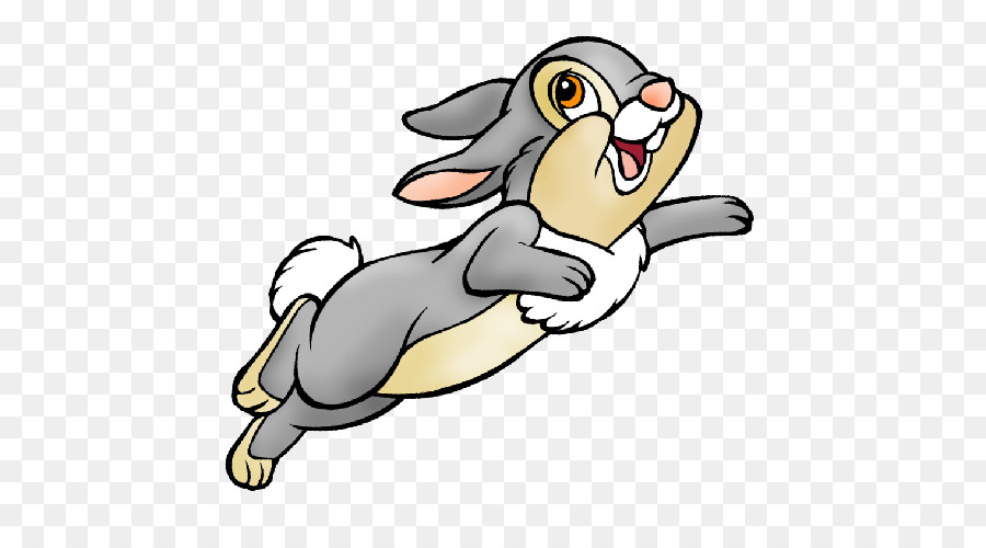 Bunnies clipart thumper, Bunnies thumper Transparent FREE.