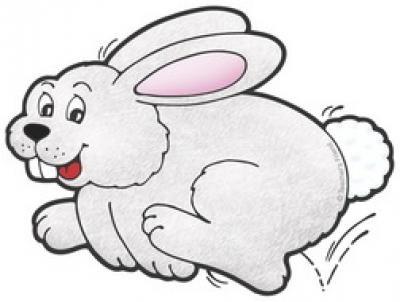 Hops clipart rabbit hop, Hops rabbit hop Transparent FREE.